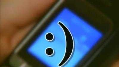 The smiley-face emoticon