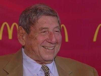 Big Mac inventor Jim Delligatti