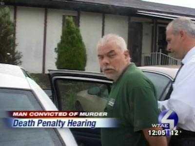 James VanDivner: Sentenced in 2007 in Fayette County for killing Michelle Cable in Belle Vernon.
