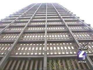 The U.S. Steel Tower is Downtown Pittsburgh's tallest and most famous skyscraper. In 1994, it was called the USX Tower, a name it kept throughout the decade of the 1990s.