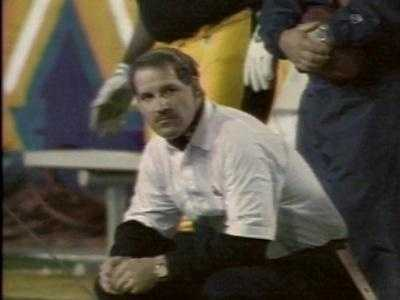 Cowher's first trip to the Super Bowl ended with a loss to the Dallas Cowboys in 1996.