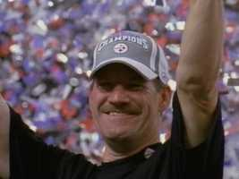 Winning the Lombardi Trophy in February 2006 was Cowher's career high point.