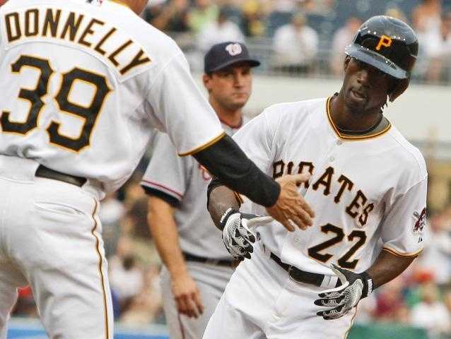 Here's a look at 22 facts about Pittsburgh Pirates' #22 Andrew McCutchen.