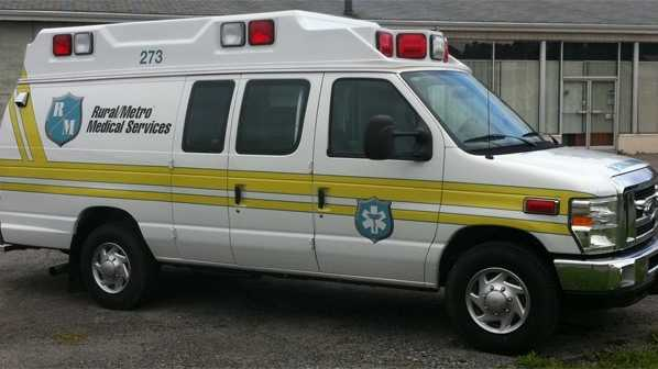 The ambulance taken was similar the one pictured.