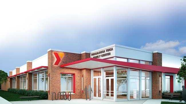 New YMCA in Tuscaloosa