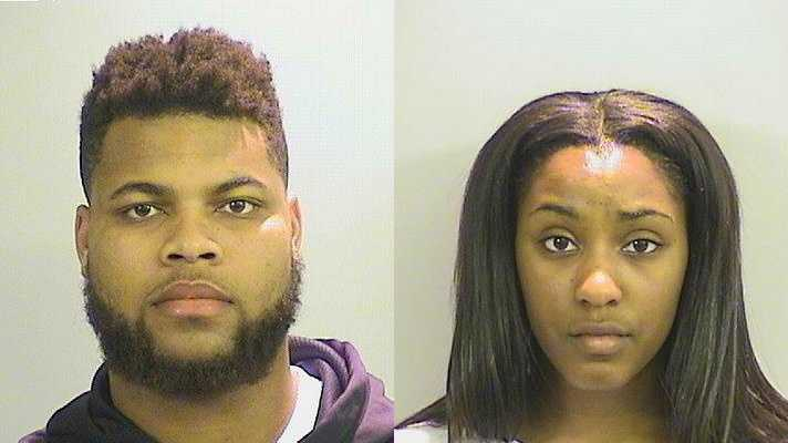 Ryan Anderson and Sierra Patteron have been charged with third-degree domestic violence.