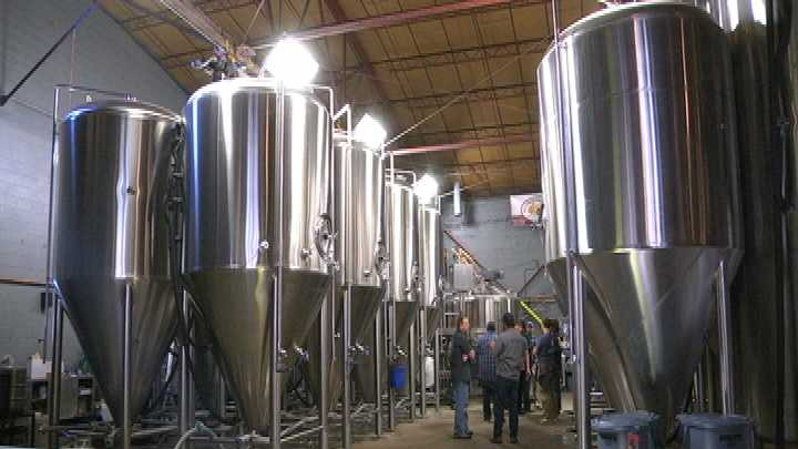 Good People Brewing Company was one of many brewers across the state to celebrate Collaboration Brew Day in honor of Alabama's prohibition anniversary.