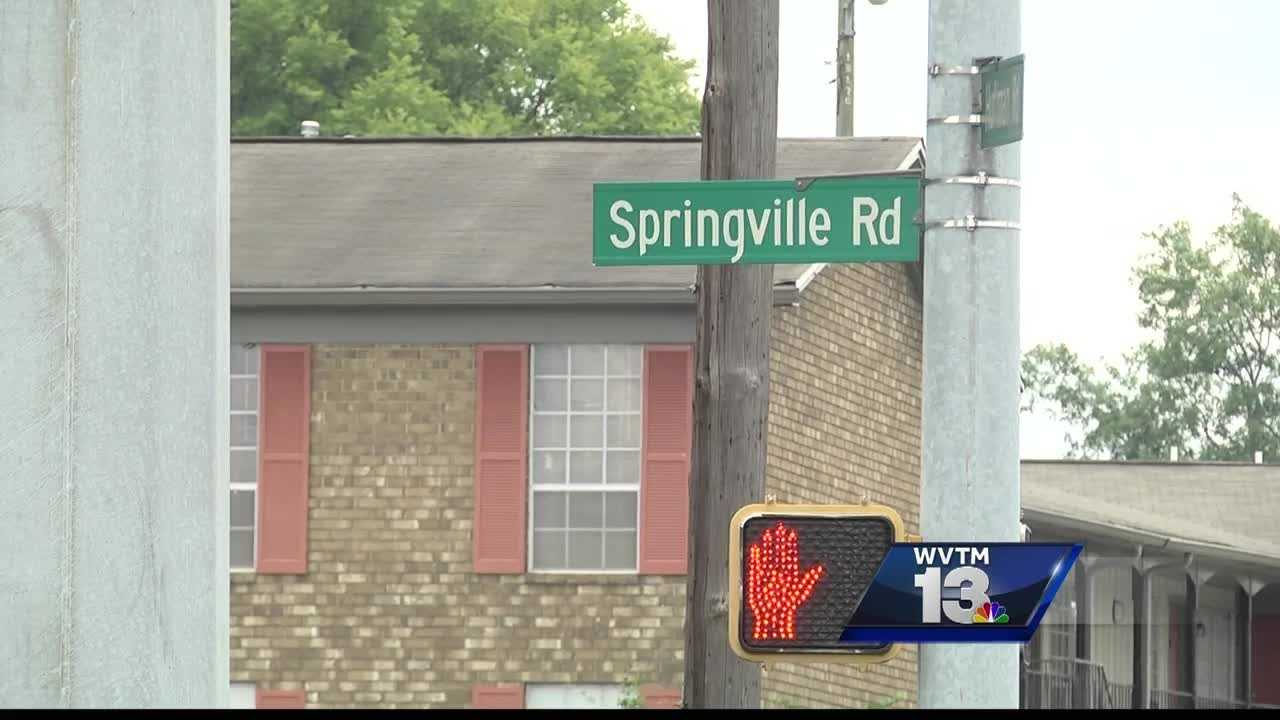 Birmingham police say someone shot and killed a 16-year-old boy on the city's east side. The incident happened in the 700 block of Springville Road.