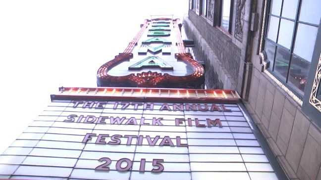 The 17th annual Sidewalk Film Festival came to a close Sunday night with an awards ceremony in Birmingham's Theater District.