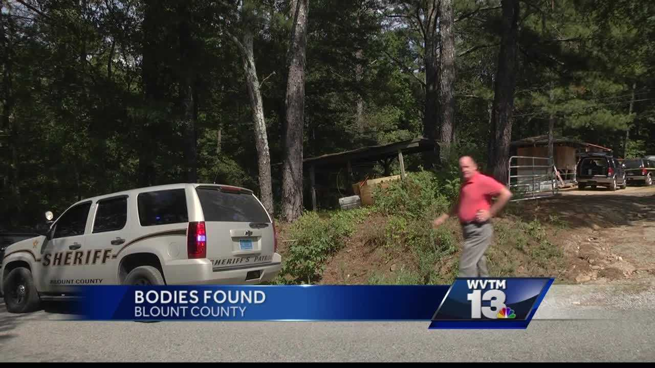2 bodies found in Locust Fork area of Blount County