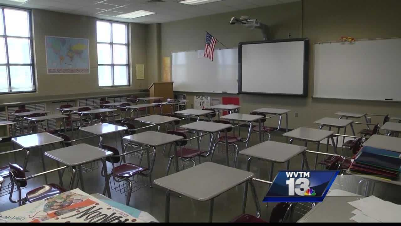 Teacher absences are up 57% in Jefferson County.