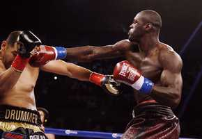Wilder's June fight against Eric Molina at Bartow Arena was the first heavyweight fight ever held in Birmingham. Wilder has said he wants to fight at least once per year in his home state.