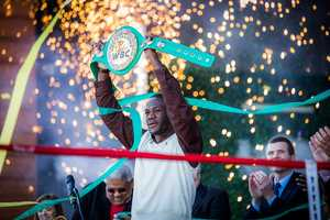 In January 2015, Deontay Wilder became the first U.S. fighter to hold the heavyweight title belt since Shannon Briggs in 2007.