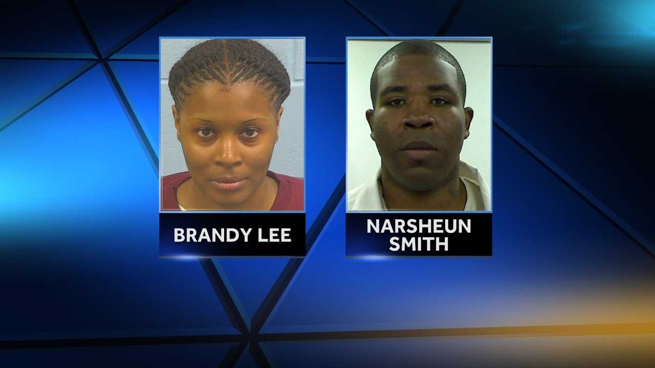 Brandy Lee and Narsheun Smith pleaded guilty to lesser charges in the death of 2-year-old Trevaughn Blount.