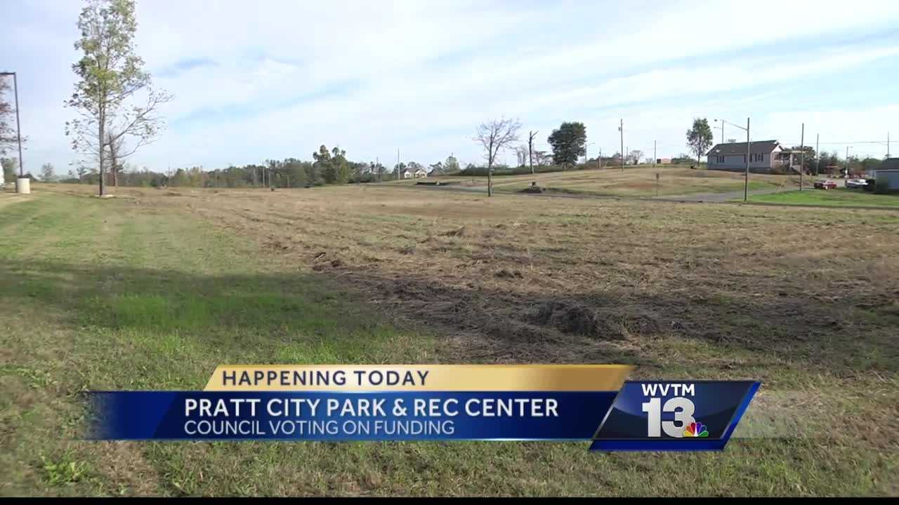 The Birmingham City Council will vote Tuesday to fund a plan to build a park and recreation center in the Pratt City Neighborhood.