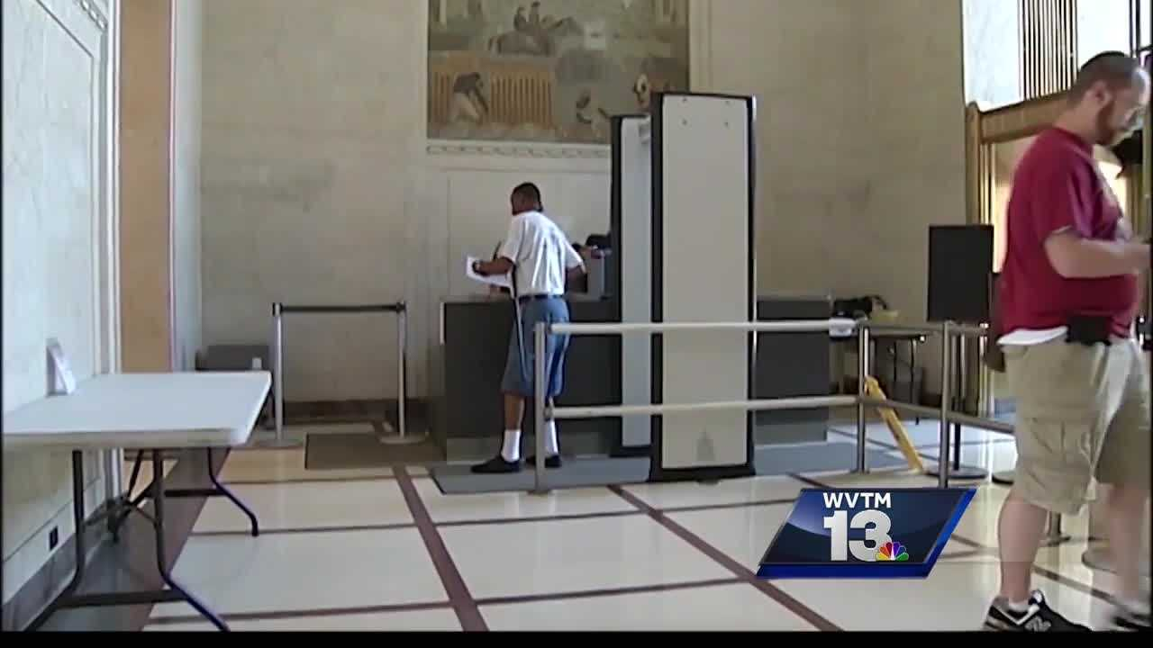 Committee meets over fate of Jefferson County courthouse murals