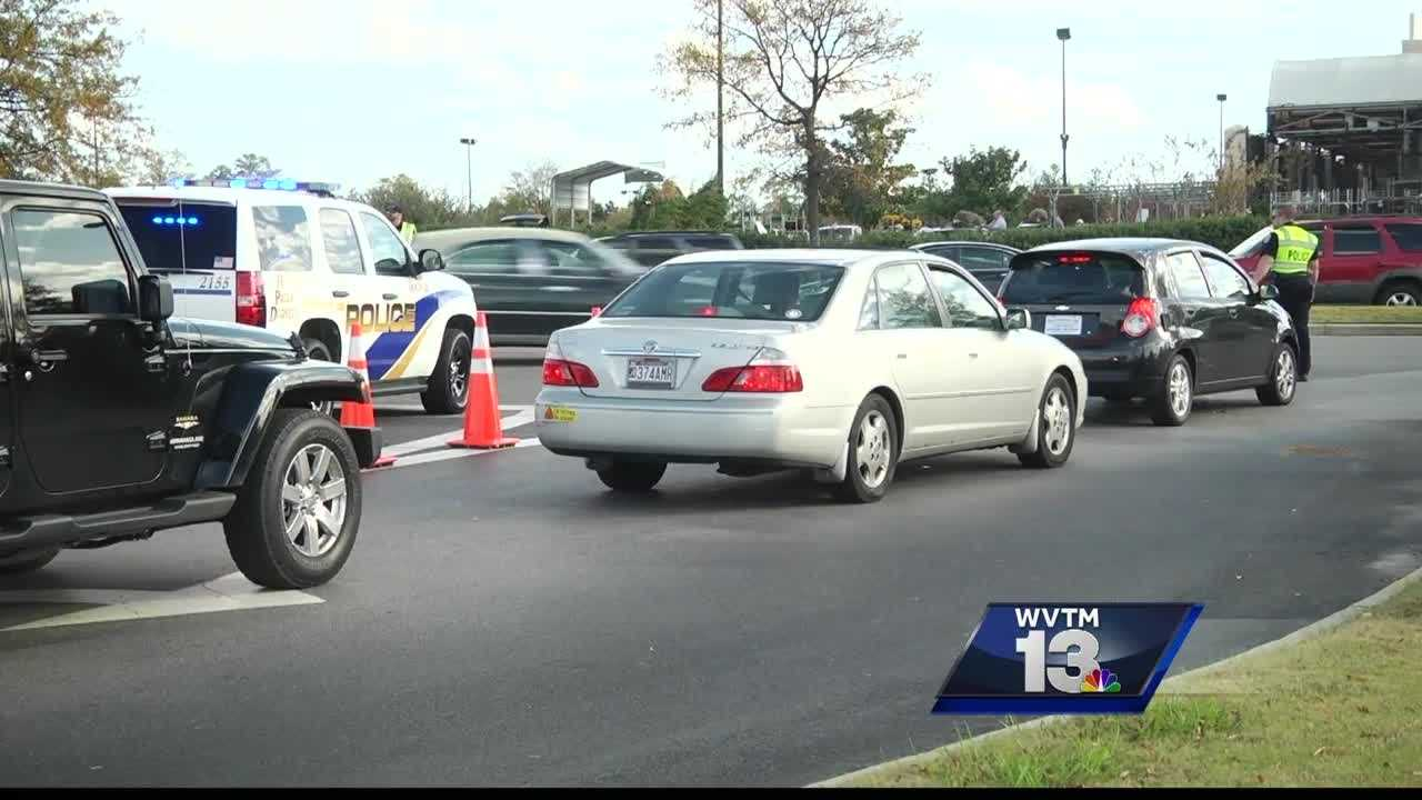 Hoover police working to keep shopper safe