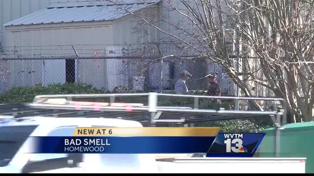 Mayfield Ice Cream Plant causing a foul odor in the west Homewood neighborhood.