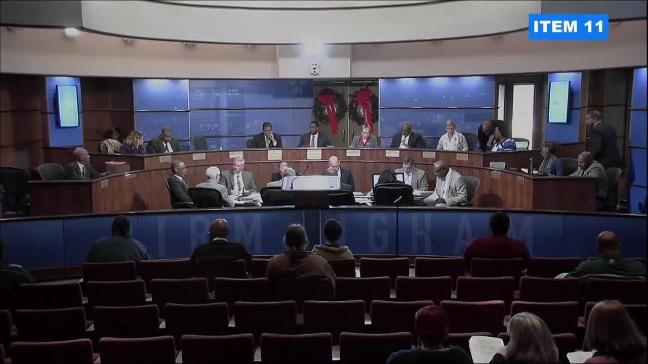 Audio of the altercation between Mayor William Bell and Councilor Marcus Lundy was caught on the city council's video recording.