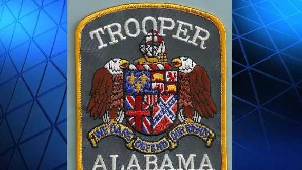 Democratic lawmakers in Alabama are calling for the Confederate flag to be removed from the uniforms worn by state troopers.