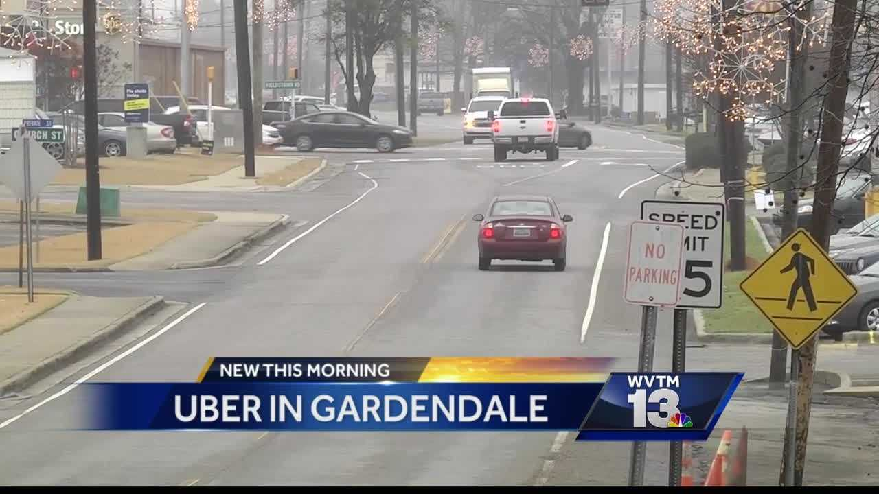Gardendale to discuss bringing ride-sharing to the city