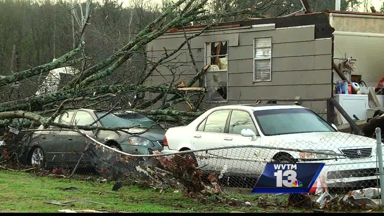 City and county leaders in  Birmingham area are hoping to  help residents get help they need to restore their homes