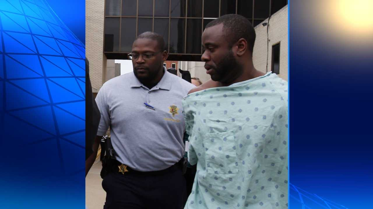 Robert Moore arrested in America's Best Value Inn rape.