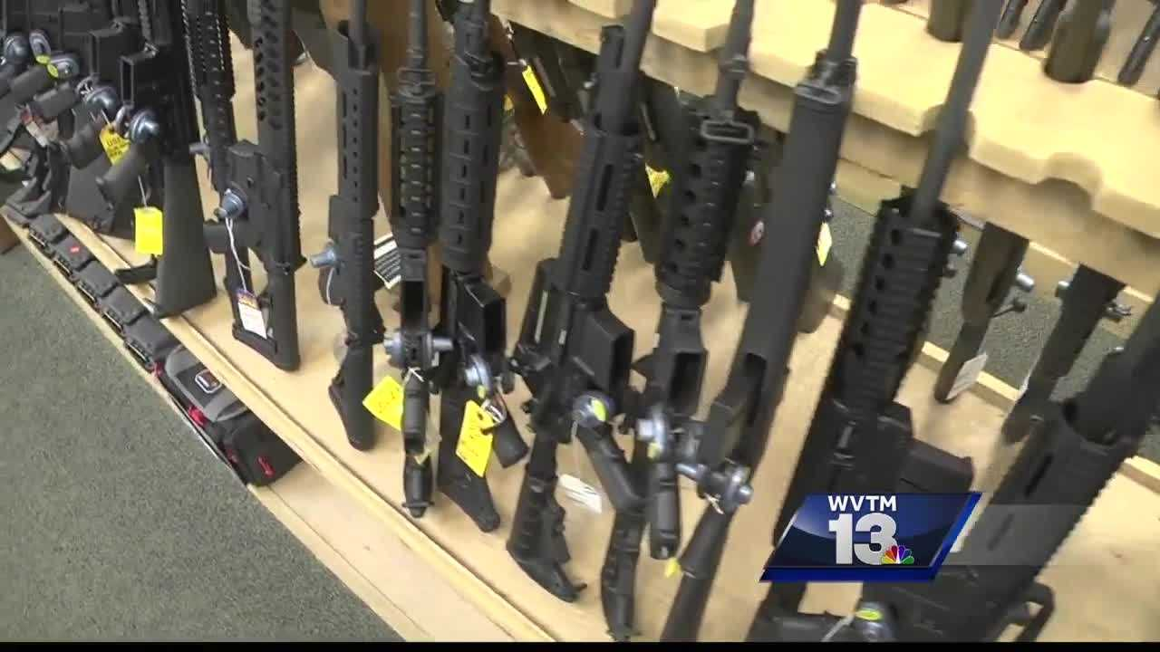 Lawmaker wants to end gun-free guns