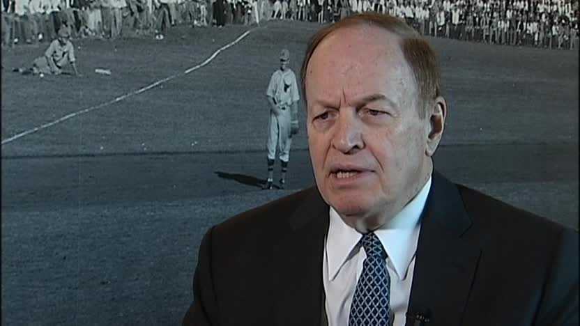 Richard Shelby, candidate for U.S. Senate, discusses his views on allowing Syrian refugees into the United States