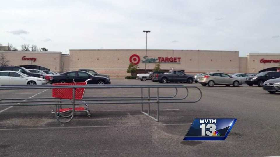 Trussville police say a woman was kidnapped in the Target parking lot off Gadsden Hwy Tuesday night