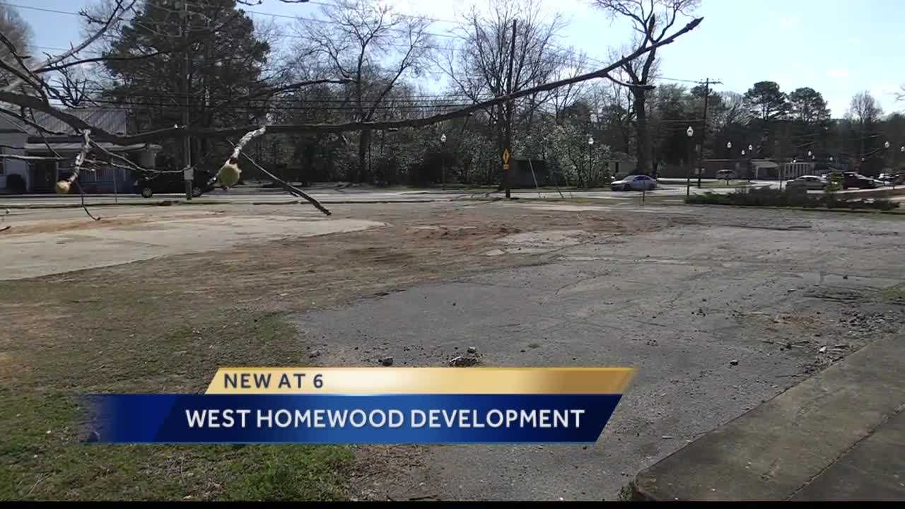 The Homewood City Council is moving forward with plans to develop an empty lot in the western section of the city.
