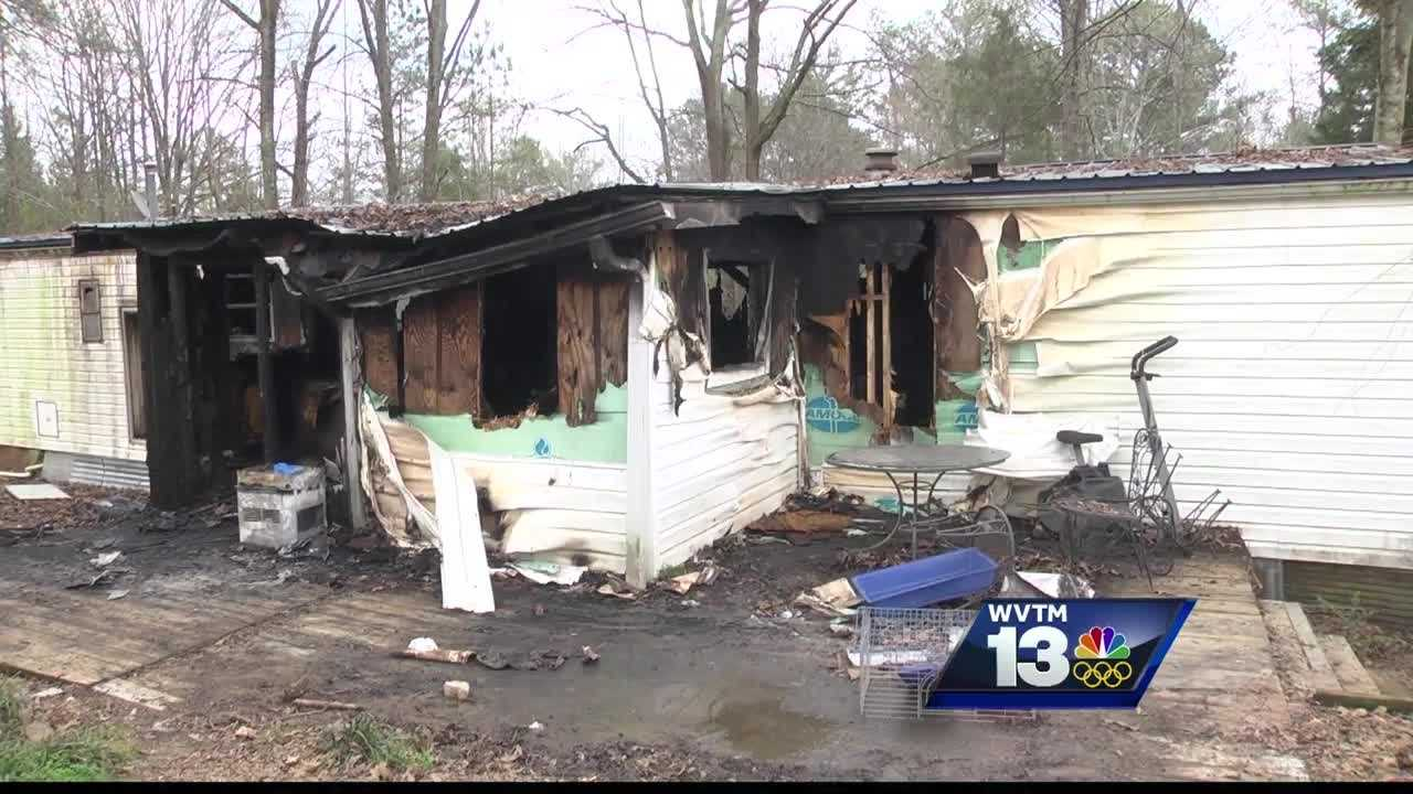 Odenville man dies after saving family from fire