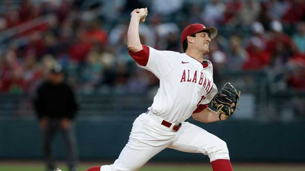 A pitcher's duel between Alabama and eighth-ranked Ole Miss fell in favor of the Rebels, 4-0, on Friday evening at Sewell-Thomas Stadium. The Crimson Tide was shut out for the second time this season and move to 20-14 overall and 6-7 in conference play.
