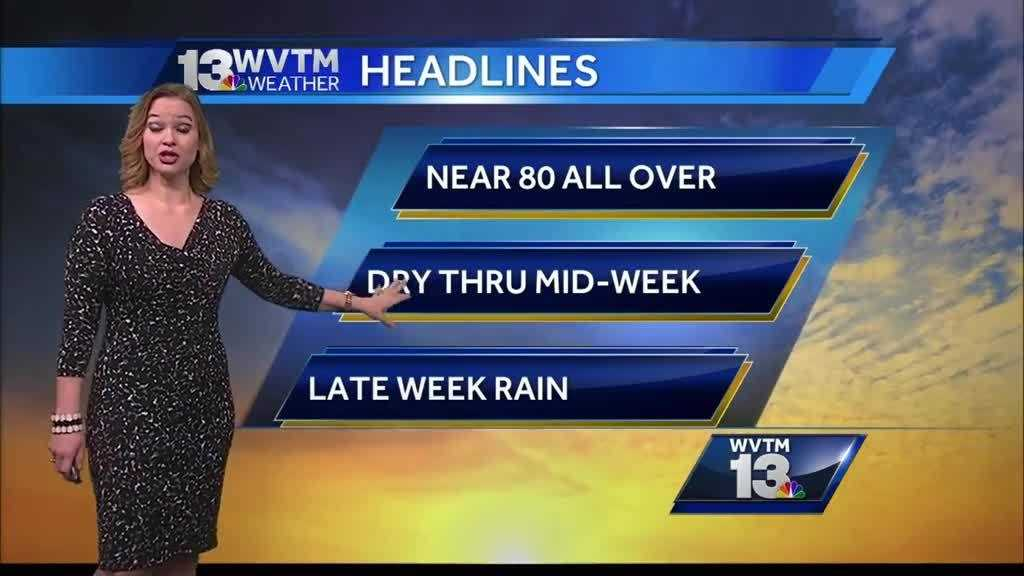 Workweek forecast