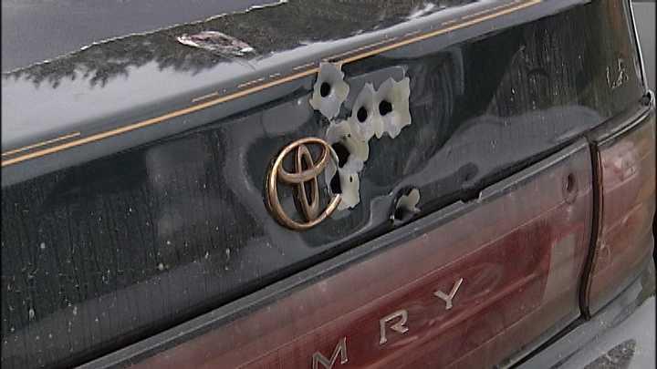 Blount County car 1