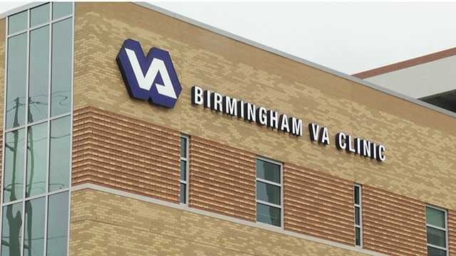 Veterans Affairs clinic in Birmingham, Ala.