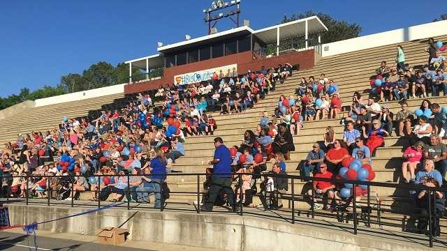 Life of Cody 'Big Country' Cole remembered at Pinson Valley HS