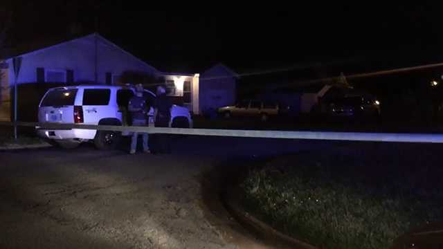 Cullman police officer involved in shooting