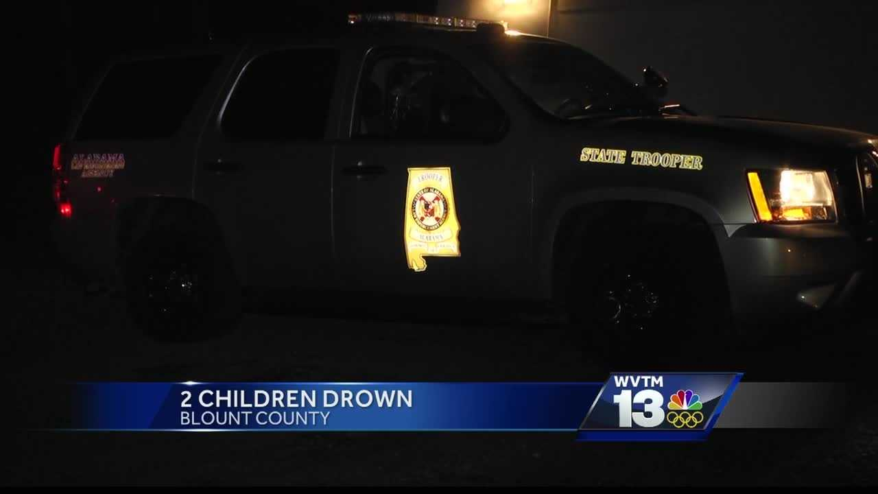 2 girls drown in Blount County