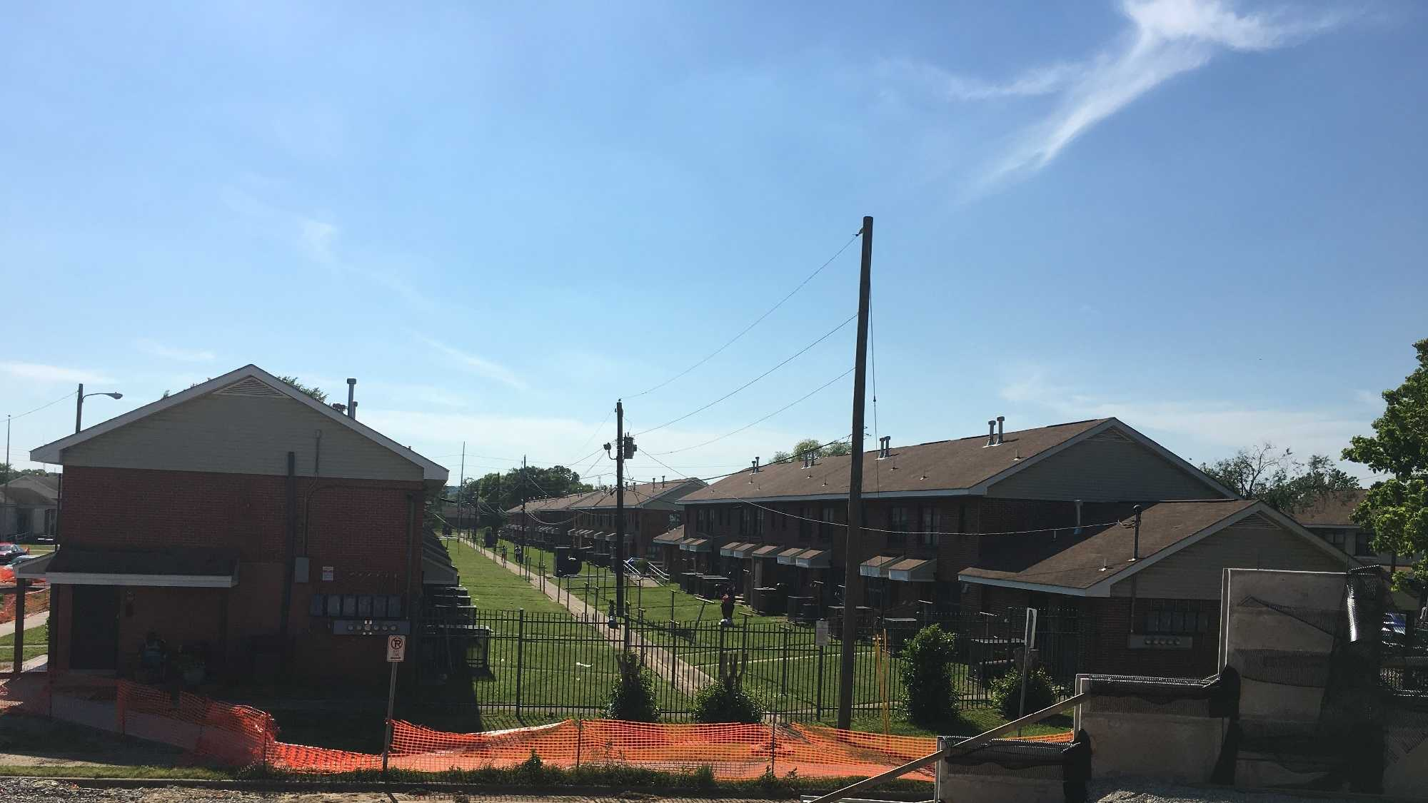 A major overhaul is coming to a historic public housing community in north Birmingham, the 52-year-old Collegeville complex.