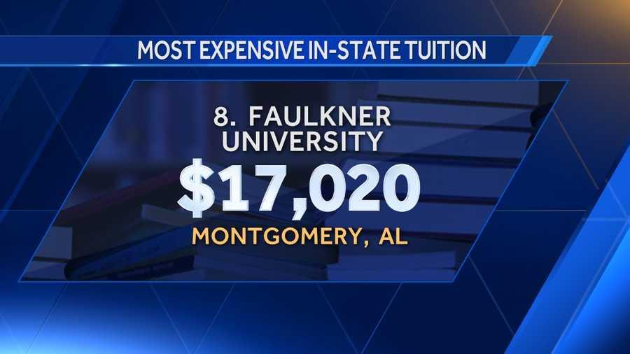 8. Faulkner University