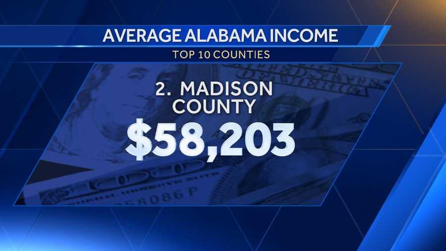 2. Madison County