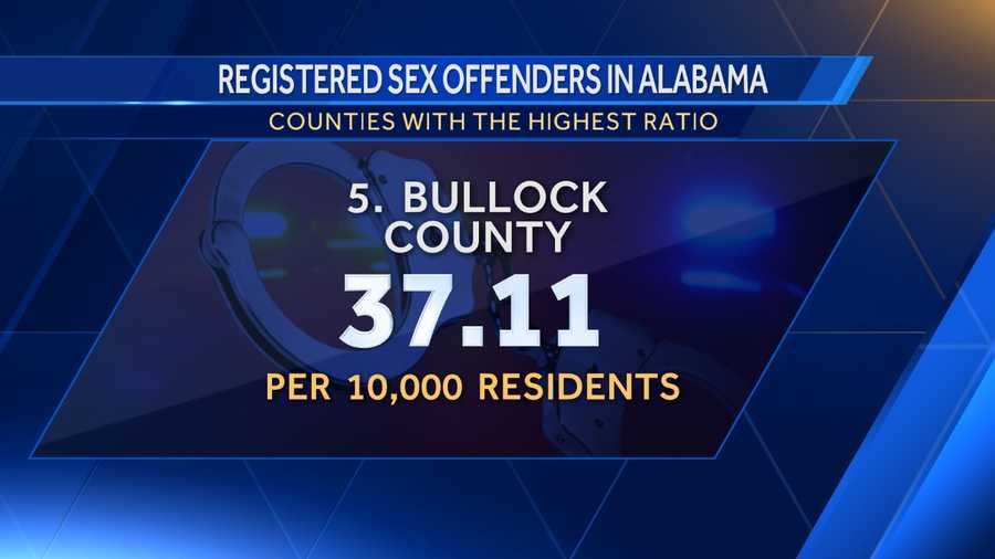 5. Bullock County