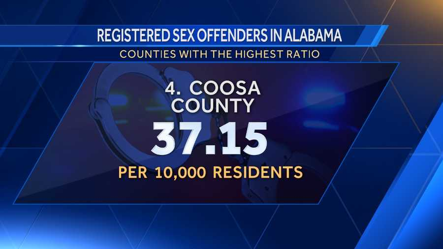 4. Coosa County