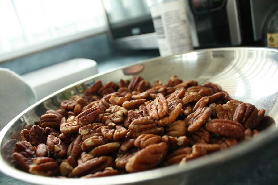 The pecan was named the state nut of Alabama in 1982.