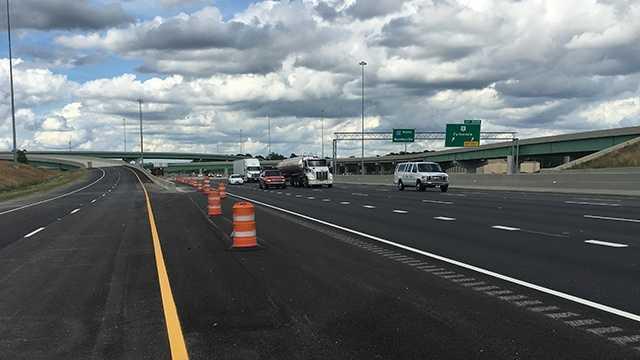 Interchange linking Birmingham to Memphis to open soon
