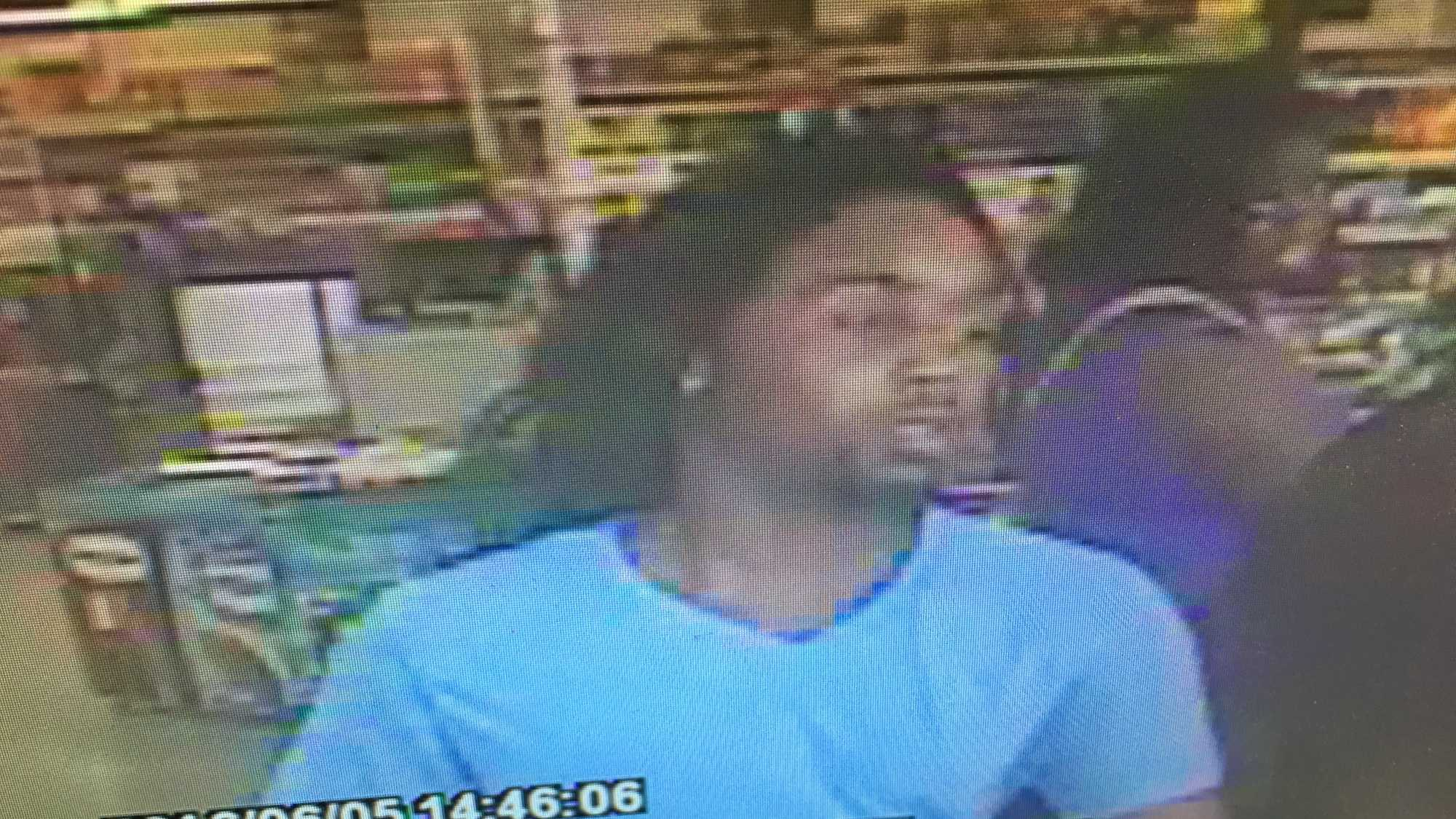 Birmingham police are asking for the public's assistance in identifying a man who robbed two stores Sunday afternoon.