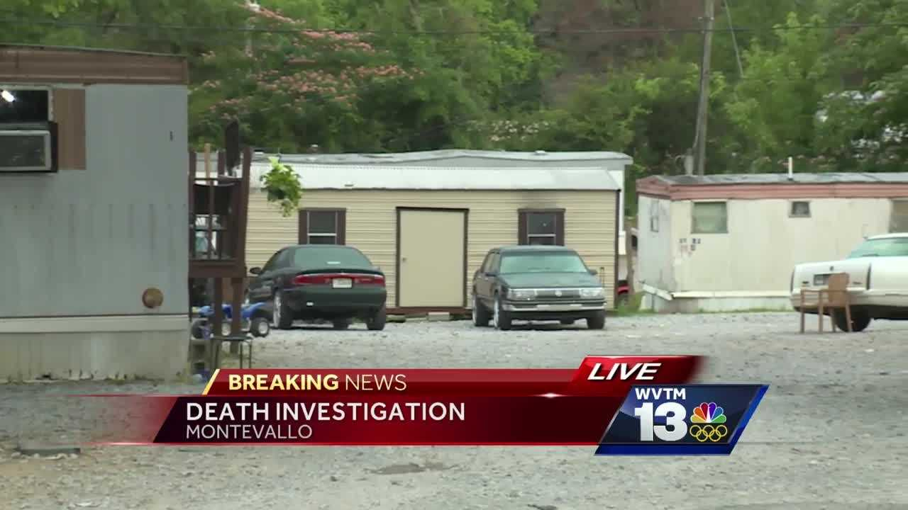 Body found at a mobile home park in Montevallo