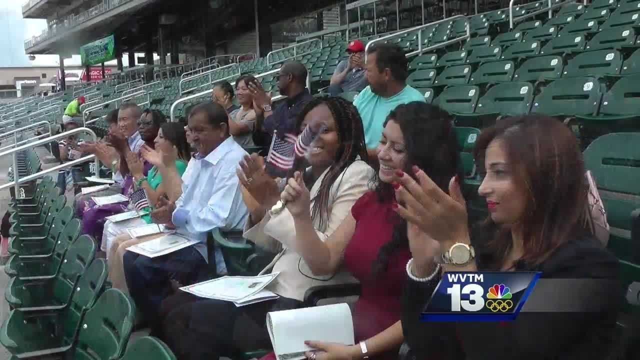 One dozen become American citizens in Birmingham