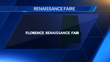 The Florence Renaissance Faire was adopted as the state's renaissance faire in 1988.